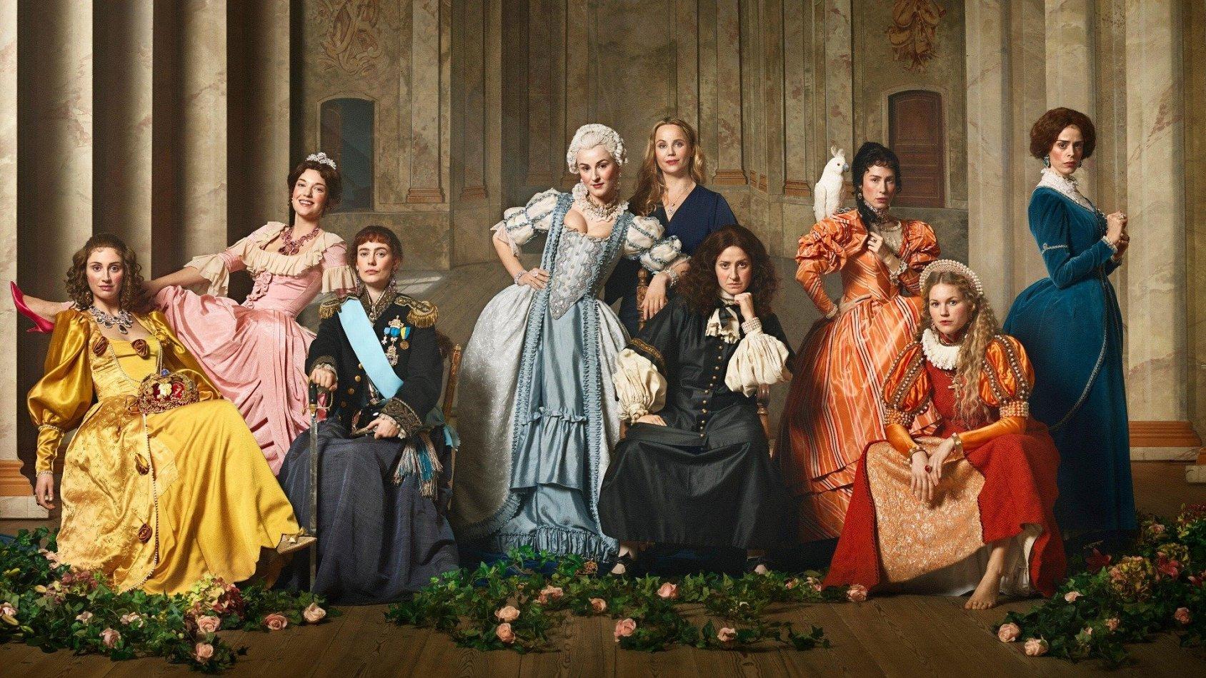 Drottningarna