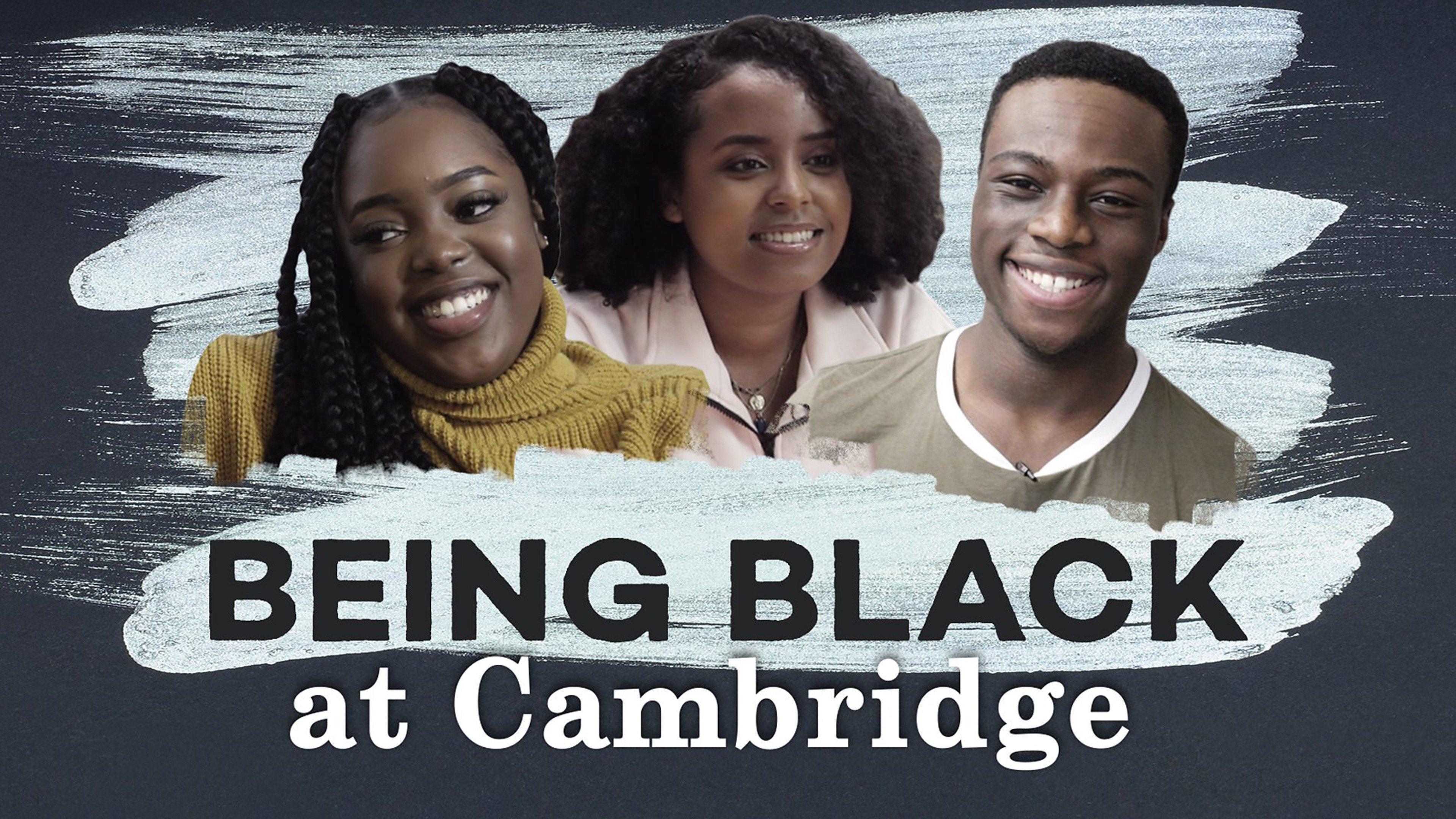 Being Black at Cambridge