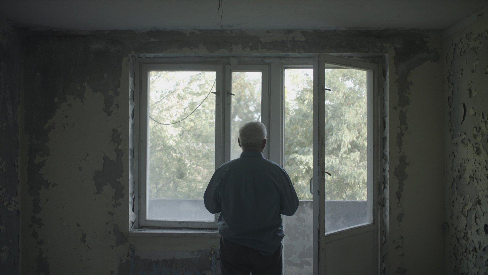 Åter till Tjernobyl