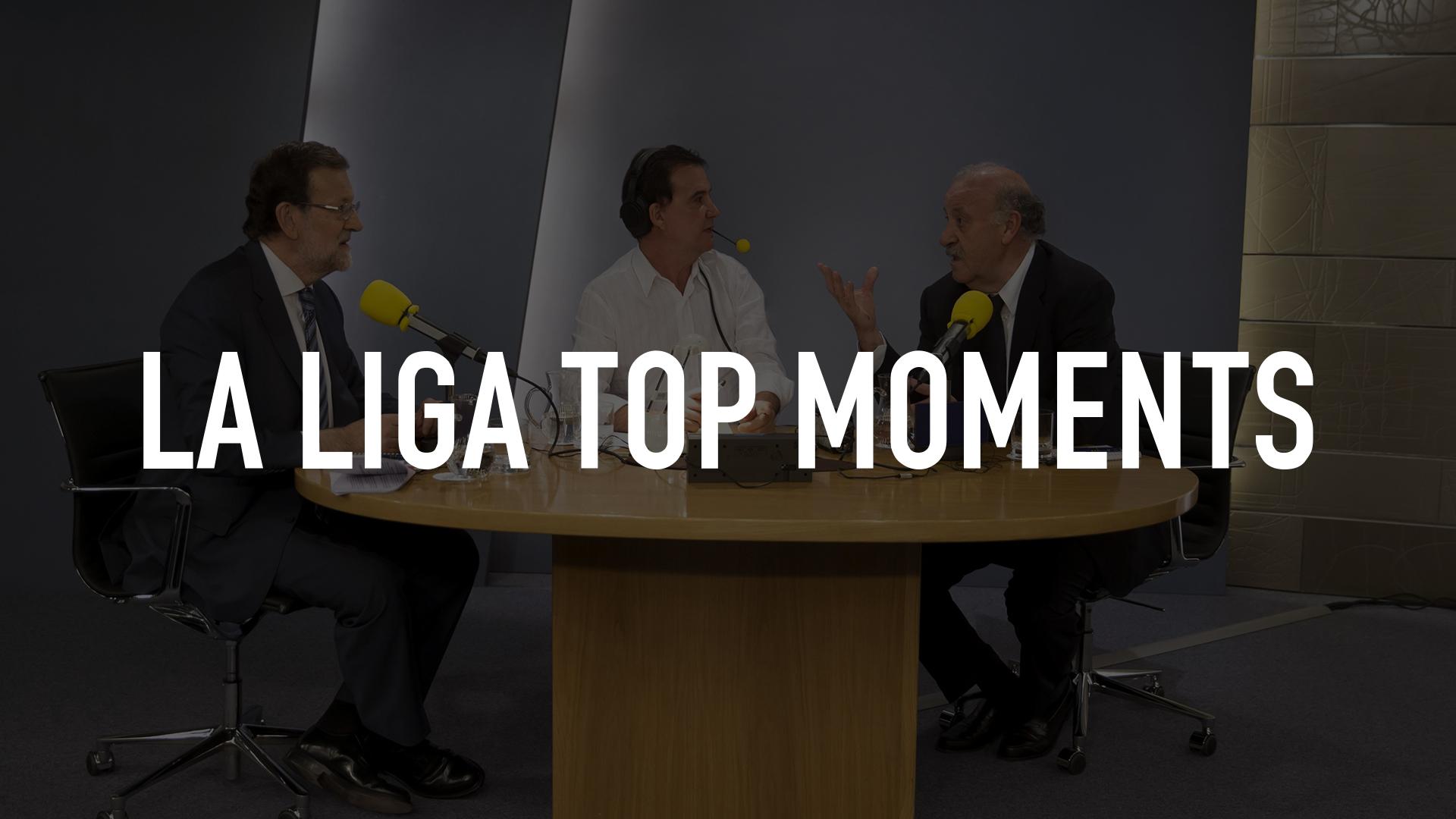 La Liga Top Moments
