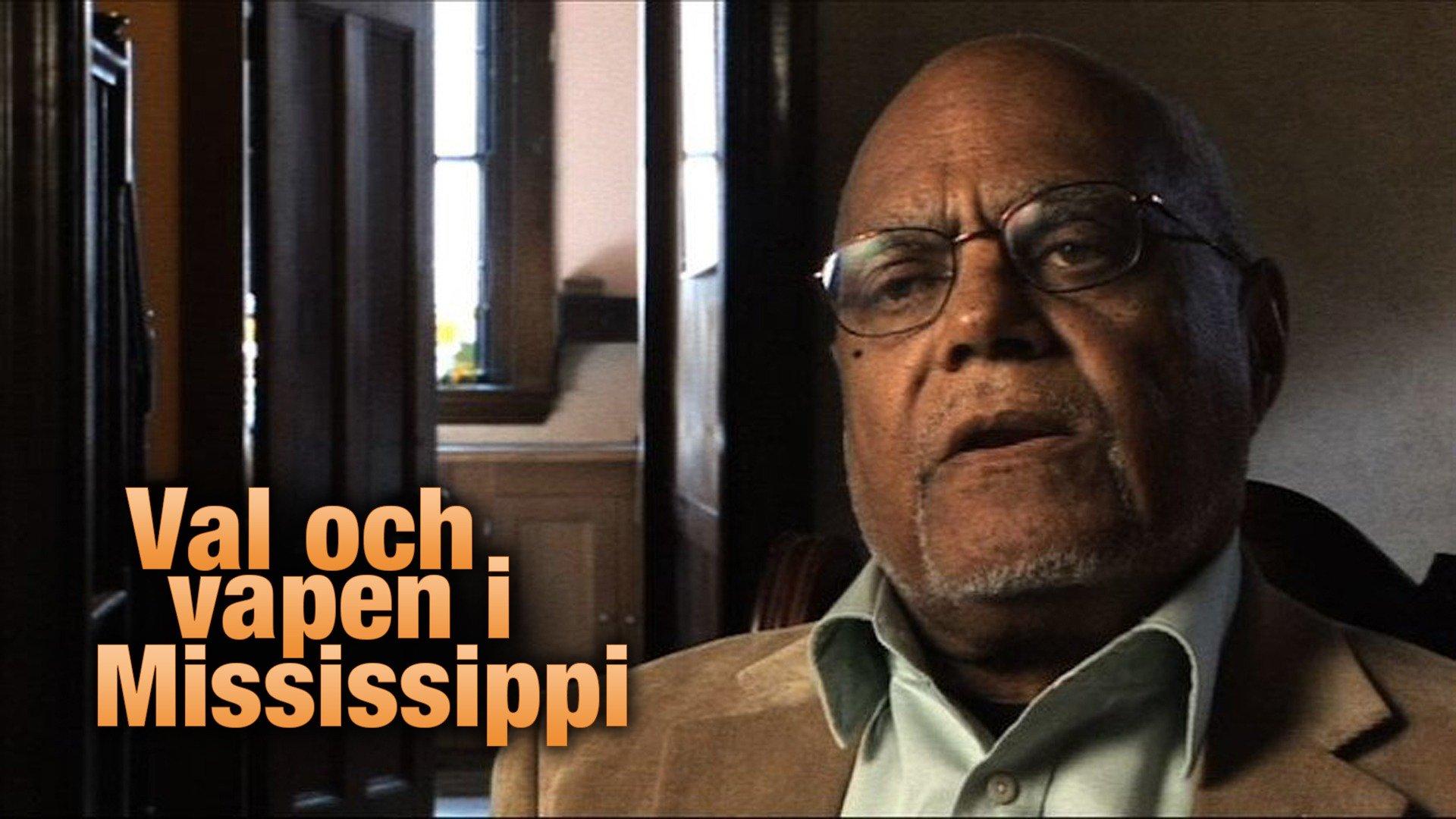 Val och vapen i Mississippi