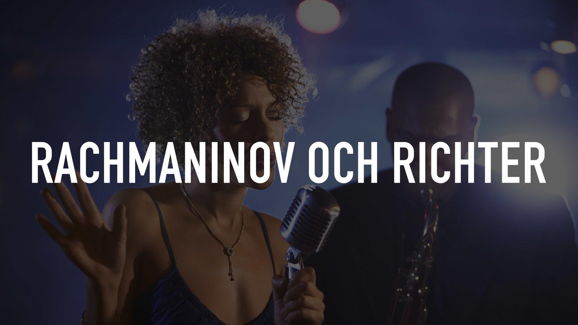 Rachmaninov och Richter