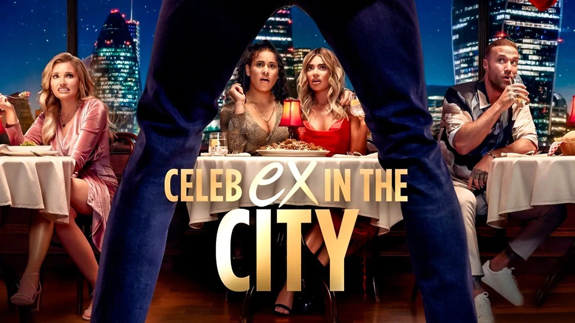 Celebrity Ex in the City