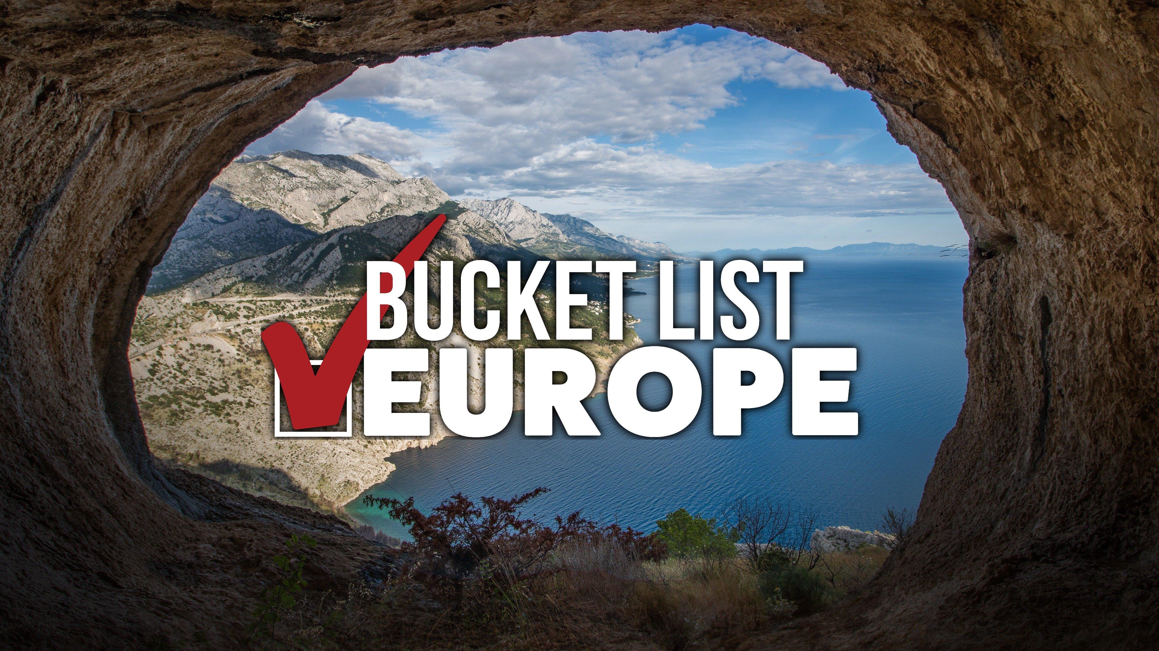 Bucket List Europe