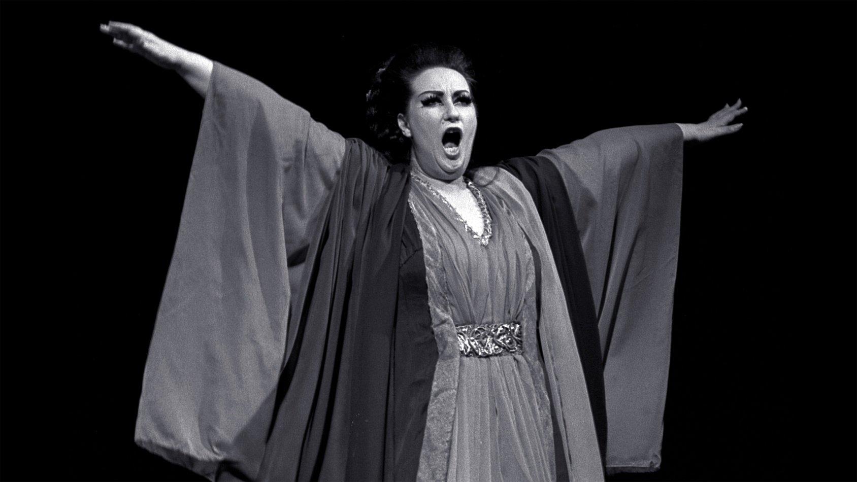Magiska musikhändelser - Caballé sjunger Norma