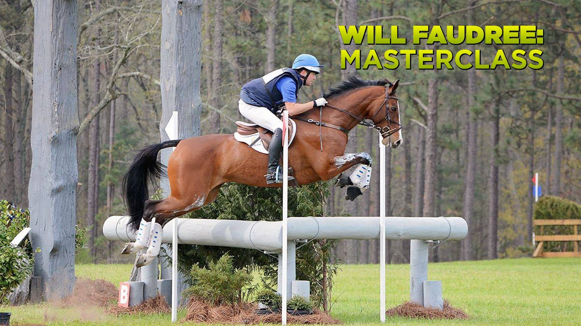 Will Faudree: Masterclass