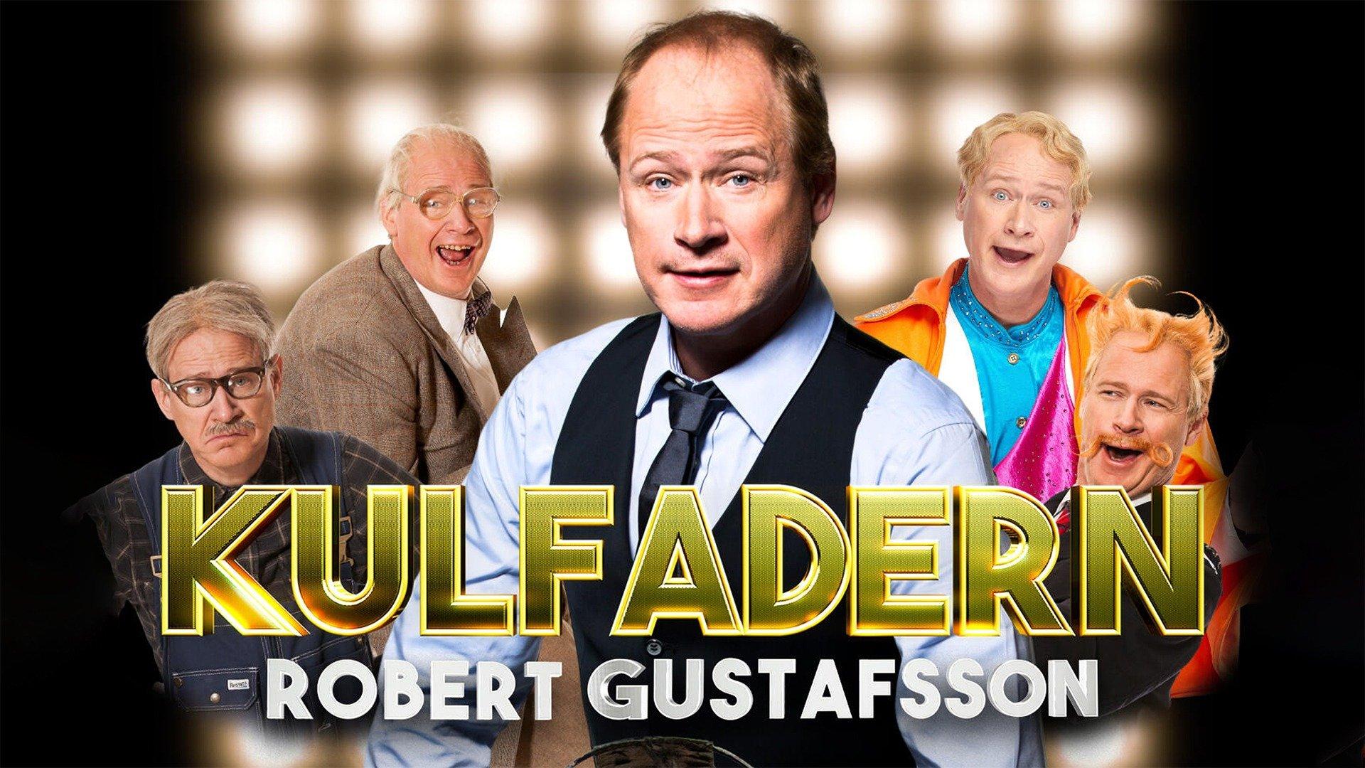 Robert Gustafsson - Kulfadern