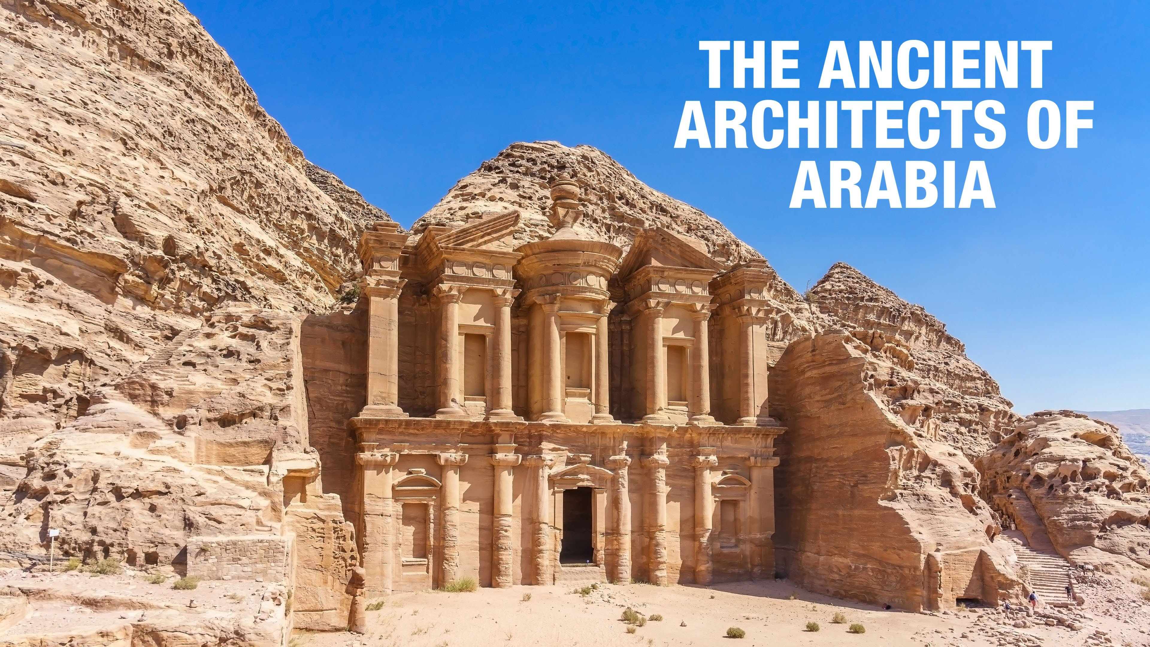 The Ancient Architects of Arabia