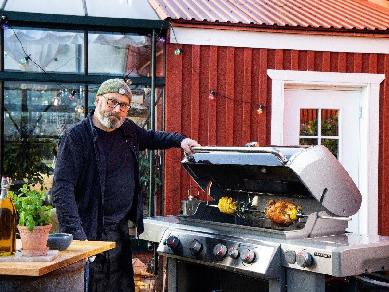 Grill O' Clock med Per Ehrlund