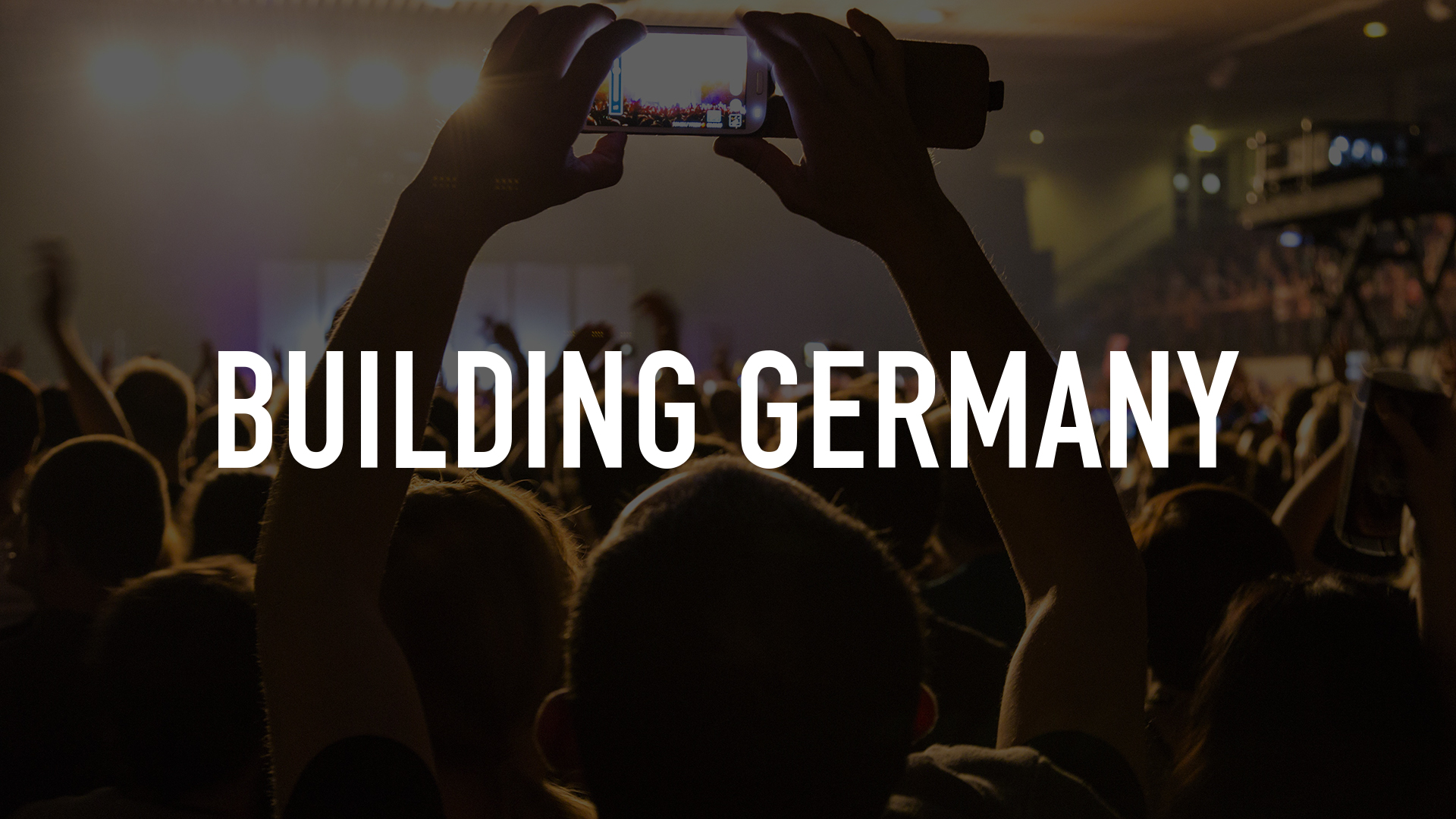 Building Germany