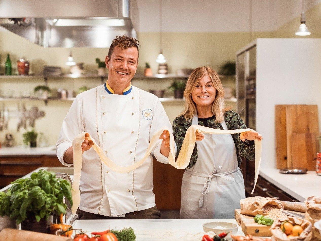 Pernillas matresa - Yes chef!