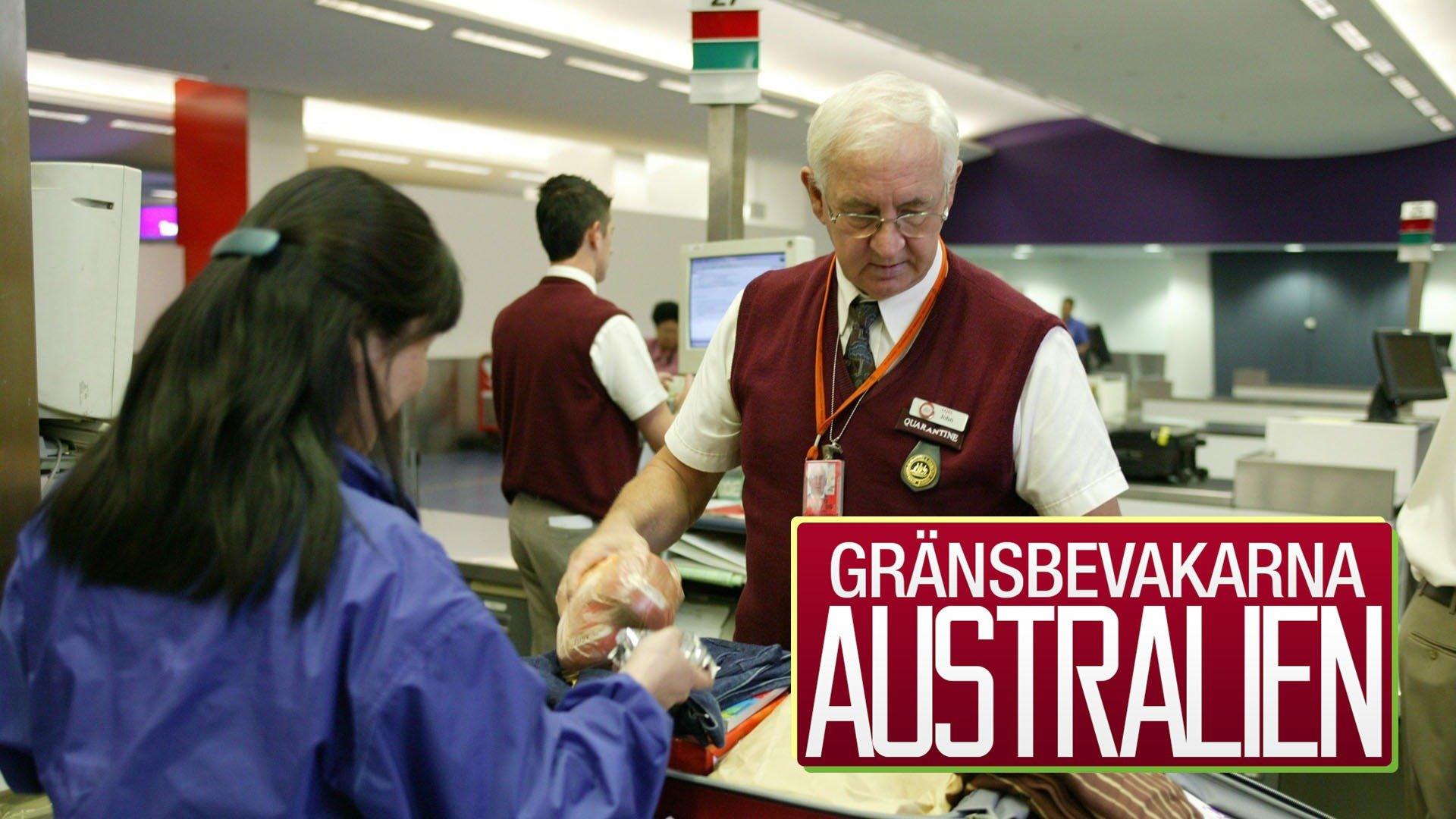 Gränsbevakarna Australien