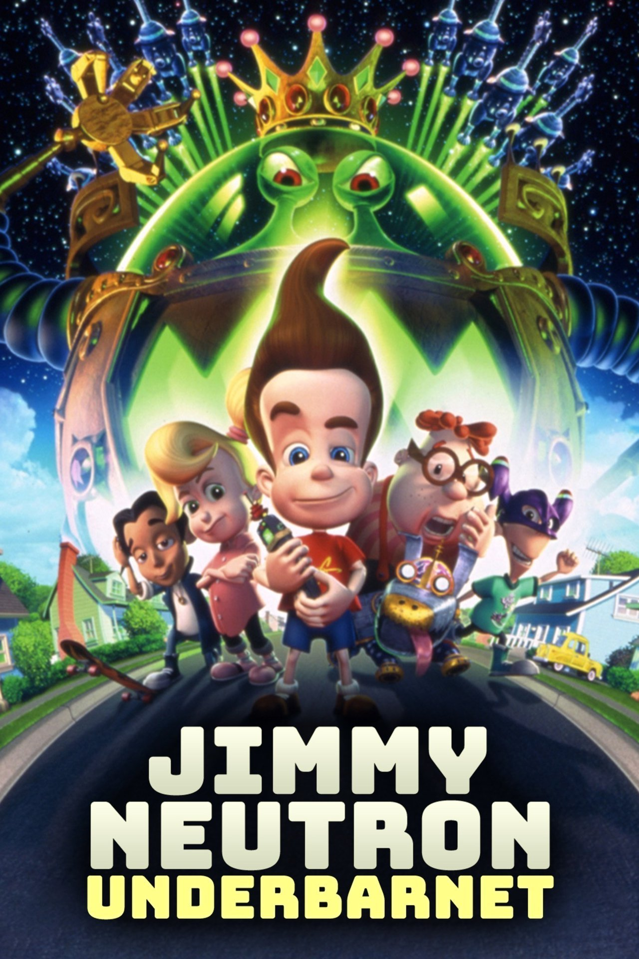 Jimmy Neutron: Underbarnet