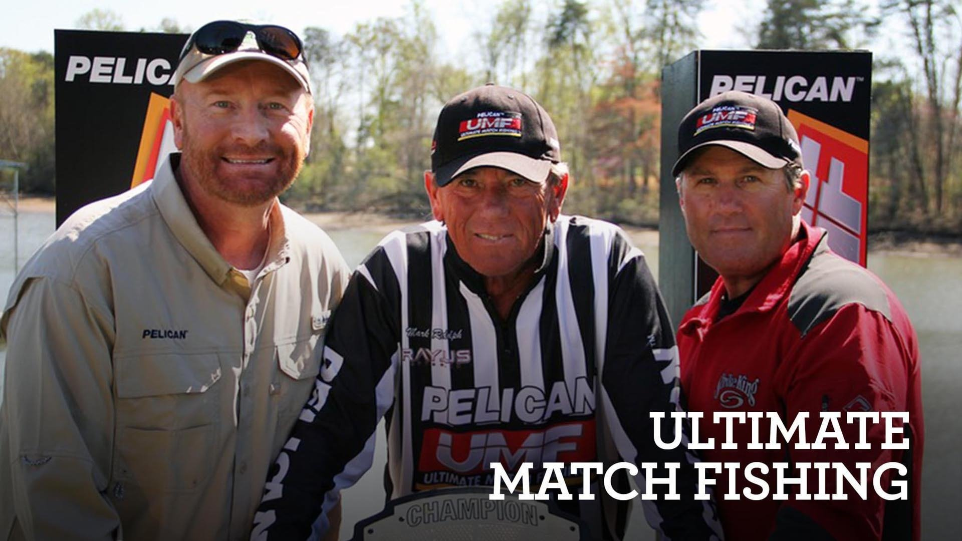 Ultimate Match Fishing