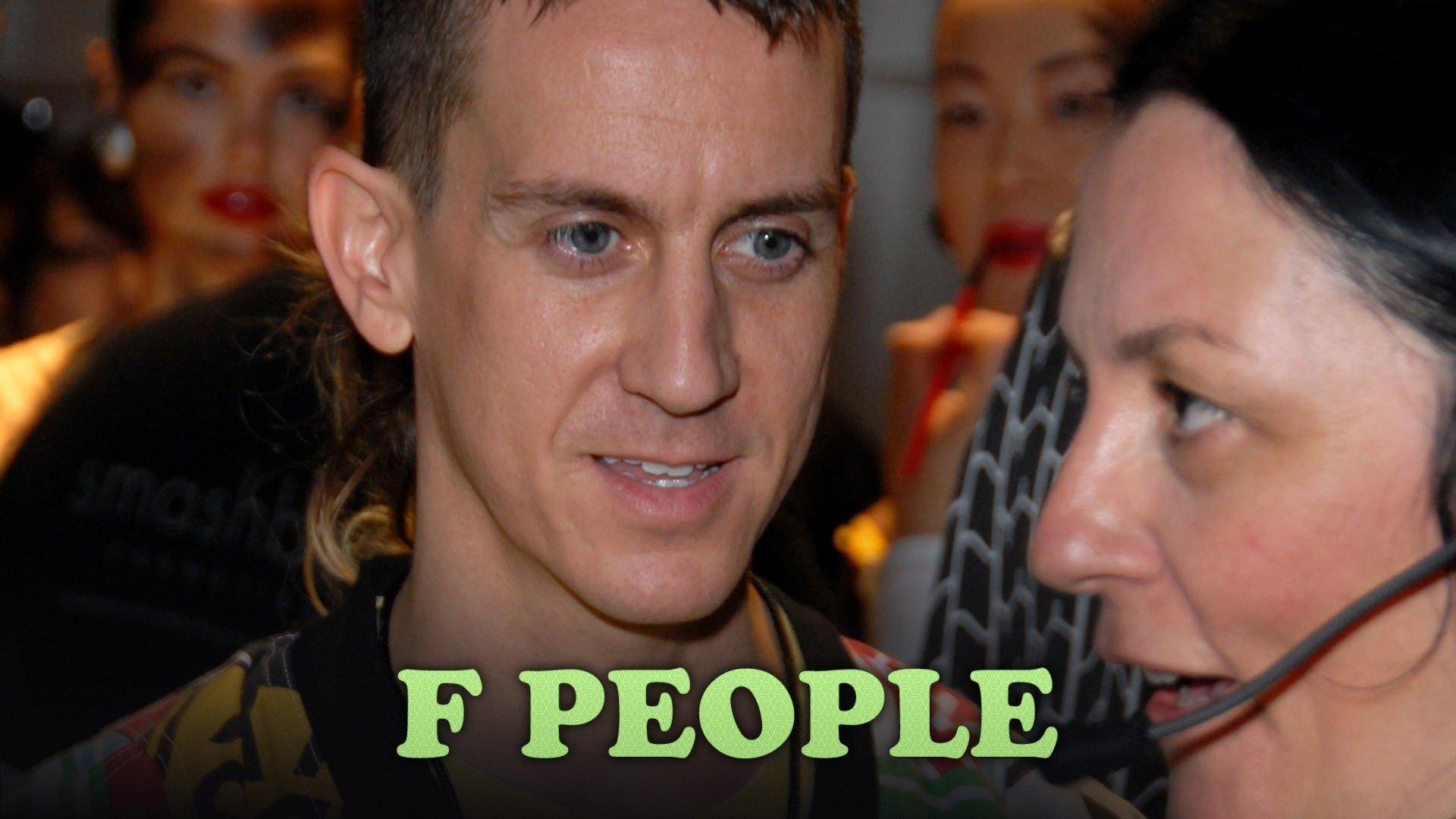 F People