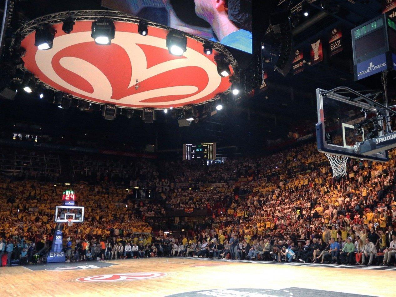 Basket: Euroleague