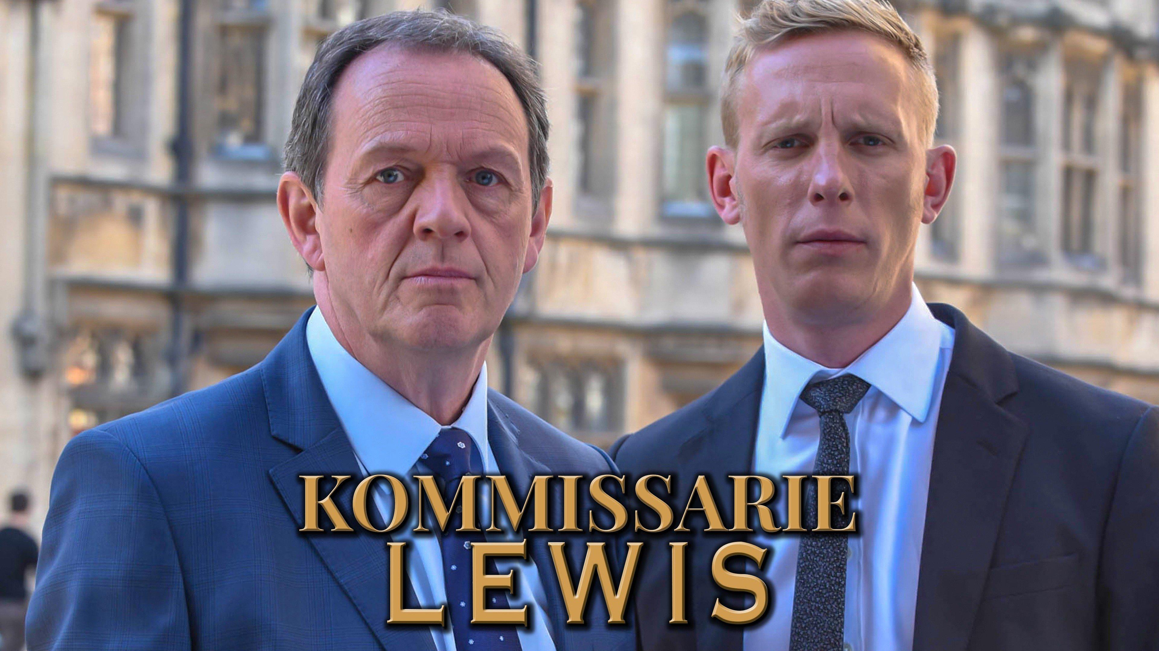 Kommissarie Lewis