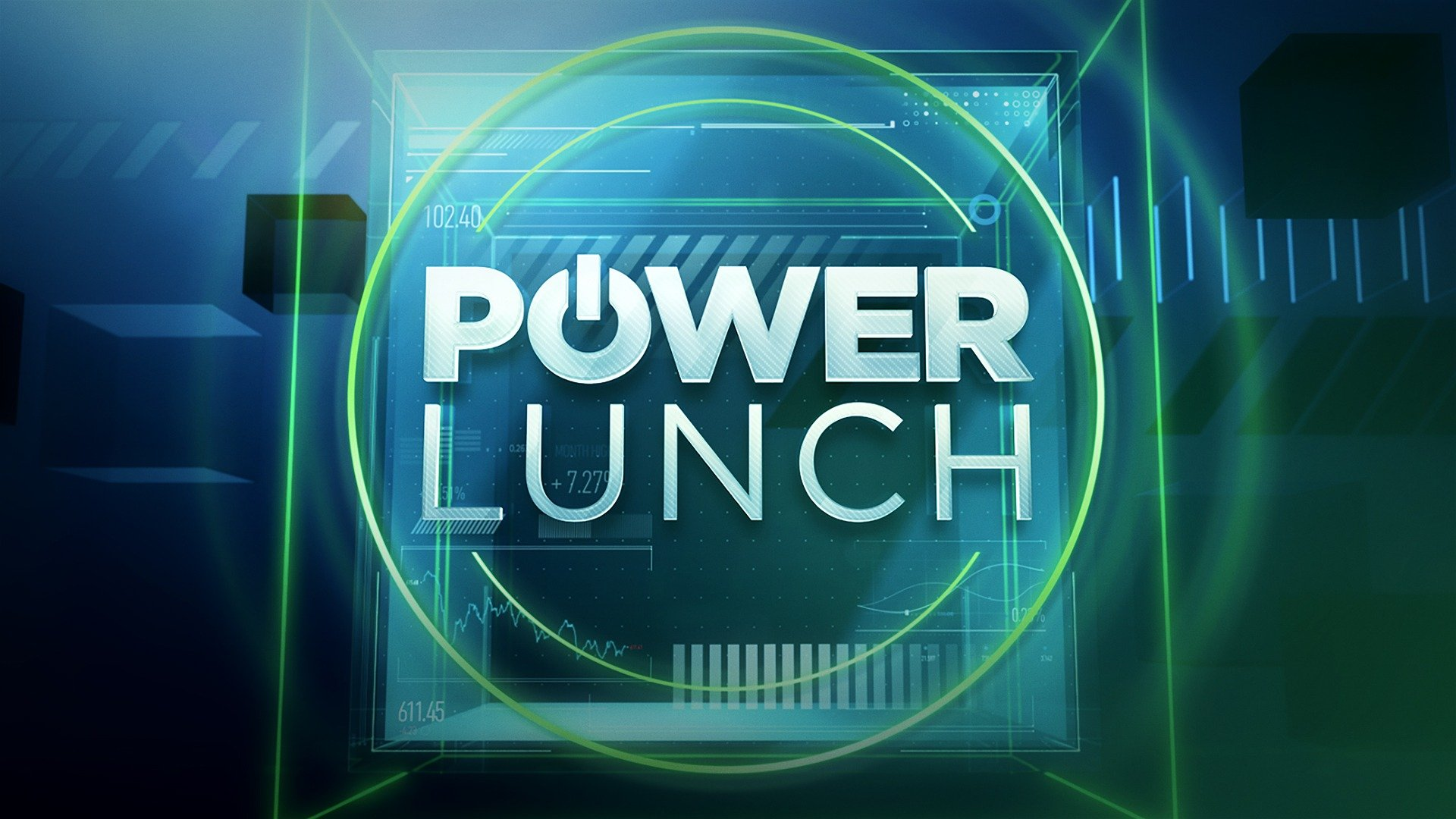 U.S. Power Lunch
