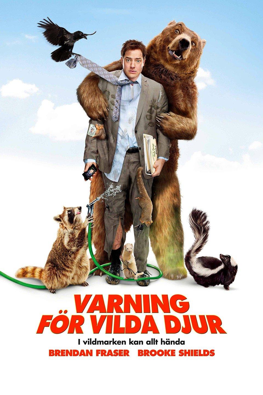 Varning för vilda djur