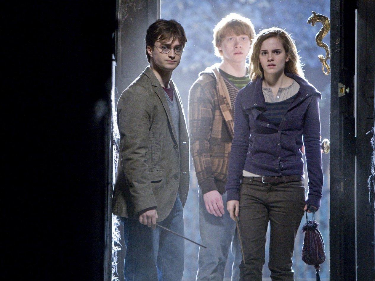 Harry Potter och dödsrelikerna: Del 1