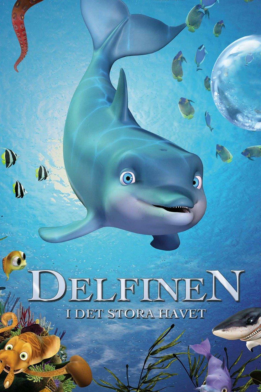 Delfinen i det stora havet