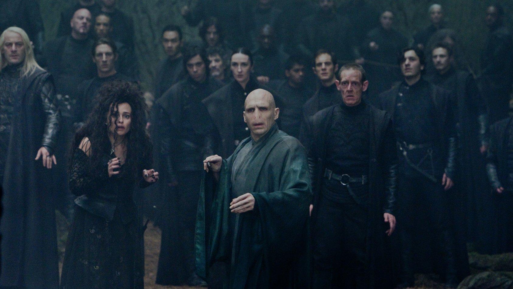 Harry Potter och Dödsrelikerna: Del 2