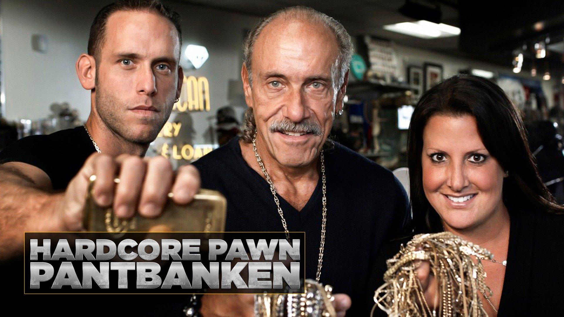 Hardcore Pawn: pantbanken