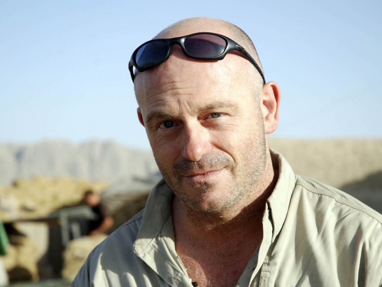 Ross Kemp in the Middle East