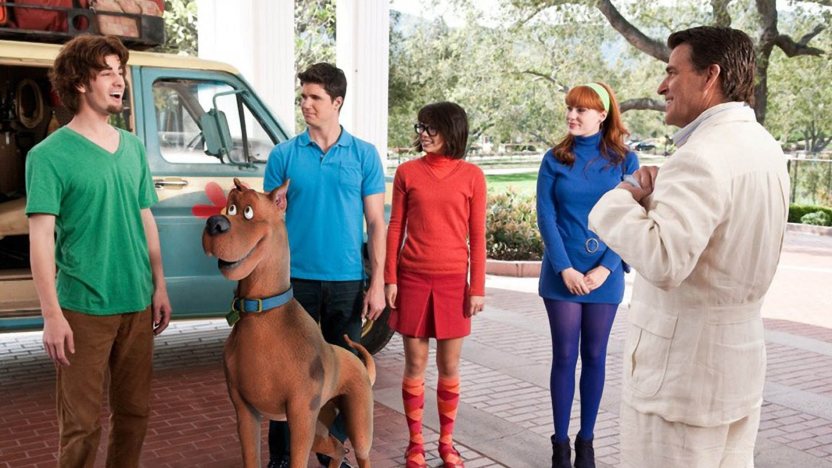 Scooby Doo - Sjöodjurets förbannelse