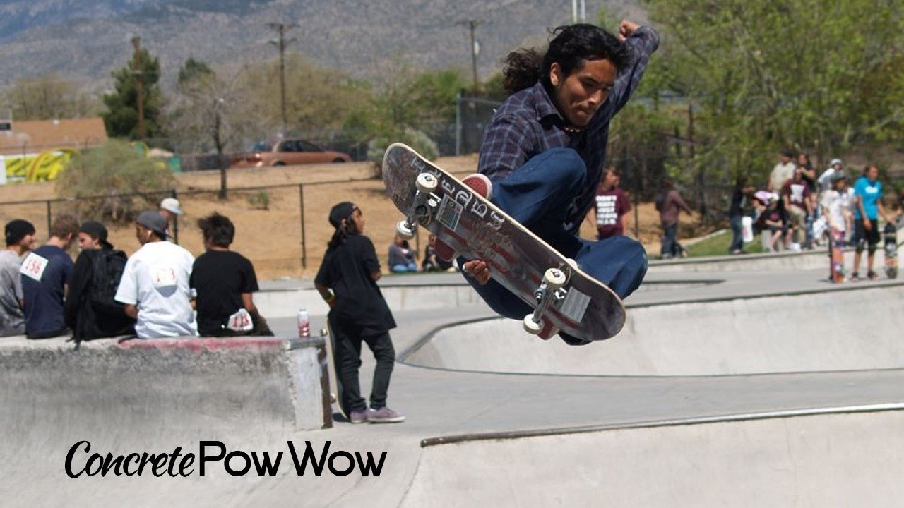 Concrete Pow Wow