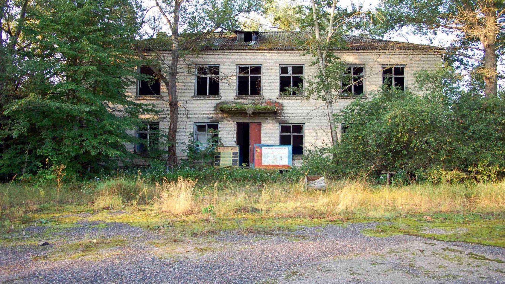 Nytt liv i Tjernobyl