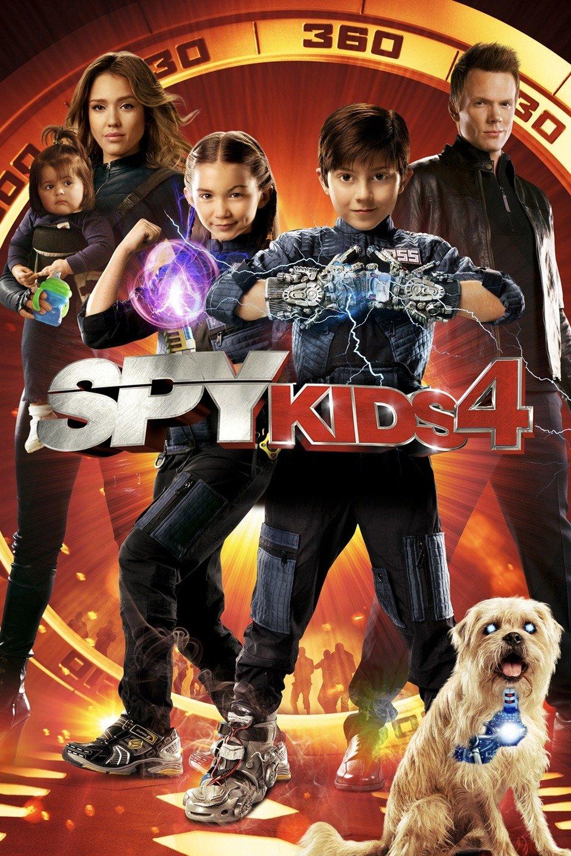 Spy Kids 4 - sv.tal