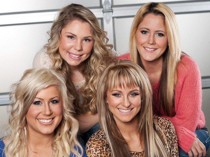 The Girls Of Teen Mom 2