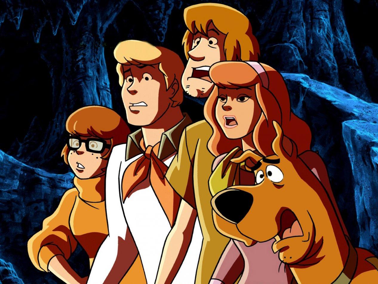Scooby-Doo! Legenden om phantosaurien
