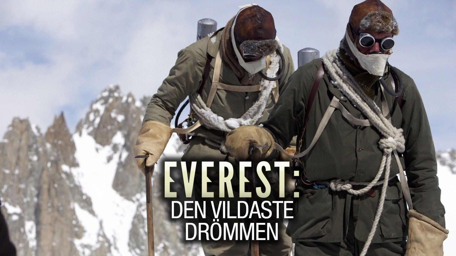 Everest: den vildaste drömmen