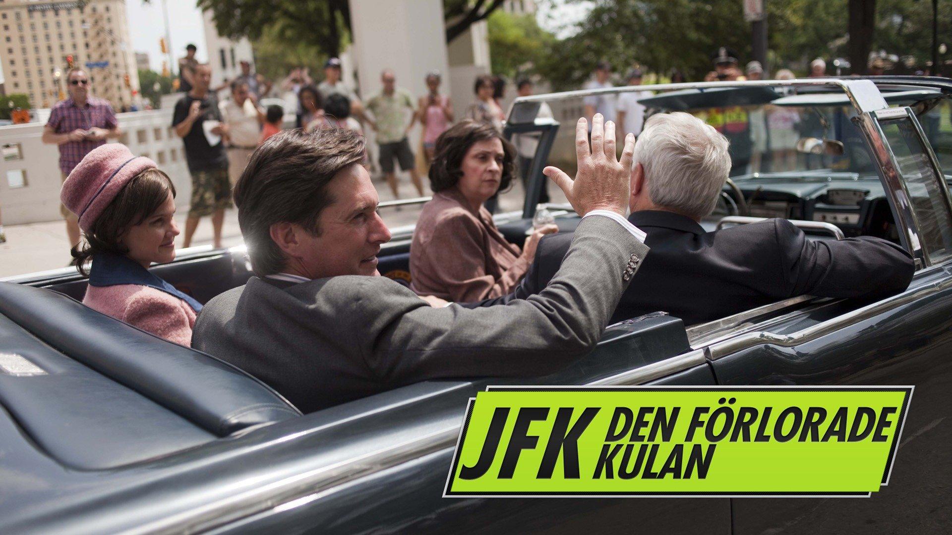 JFK: Den förlorade kulan