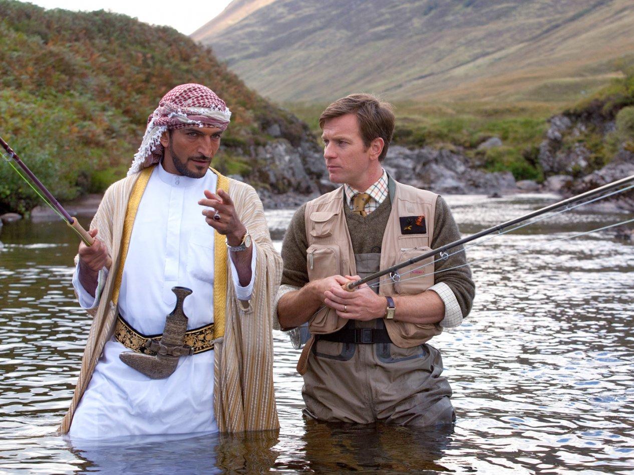 Laxfiske i Jemen