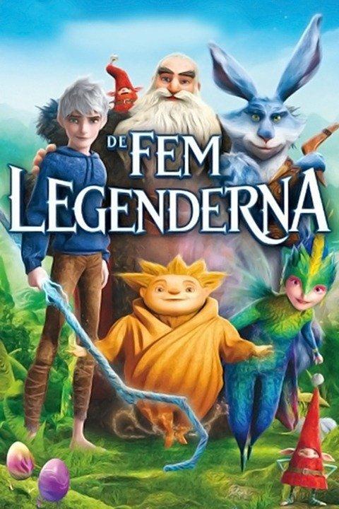 De fem legenderna