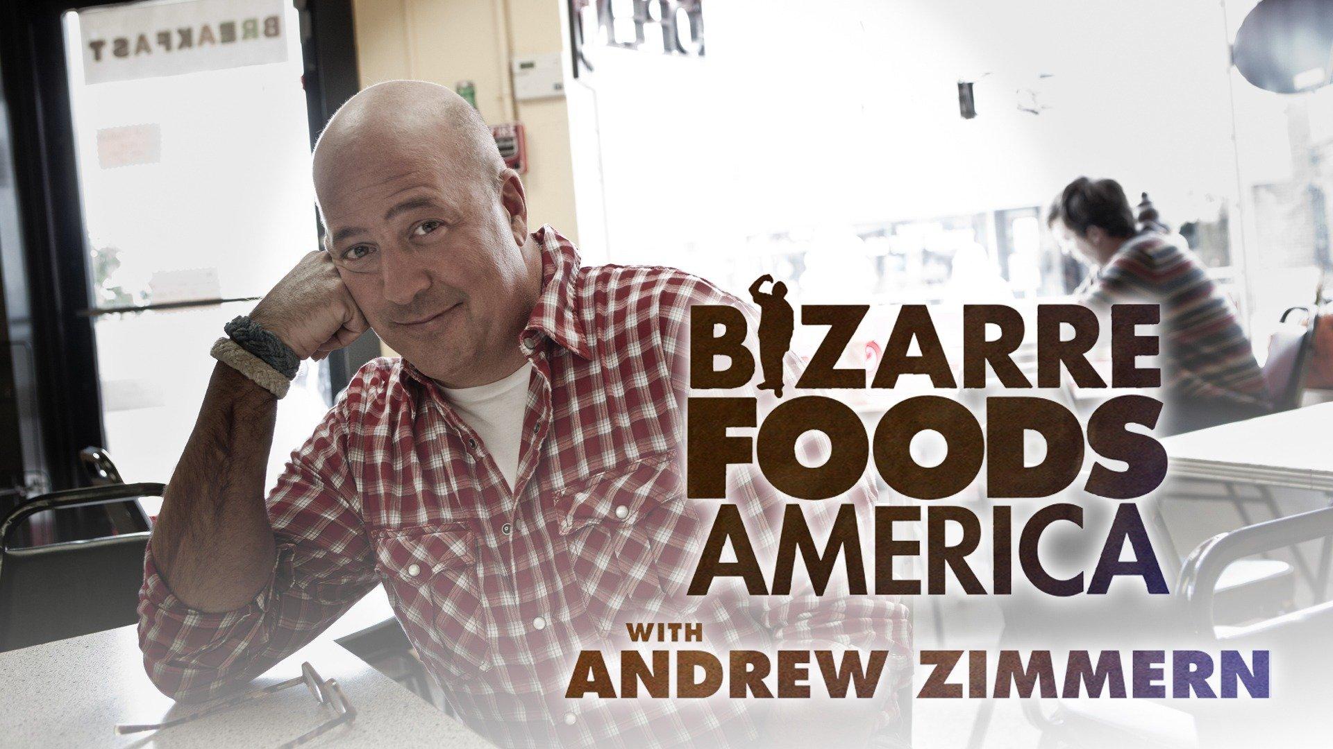 Bizarre Foods America