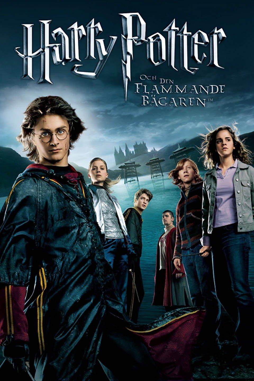 Harry Potter och den flammande bägaren - sv.tal