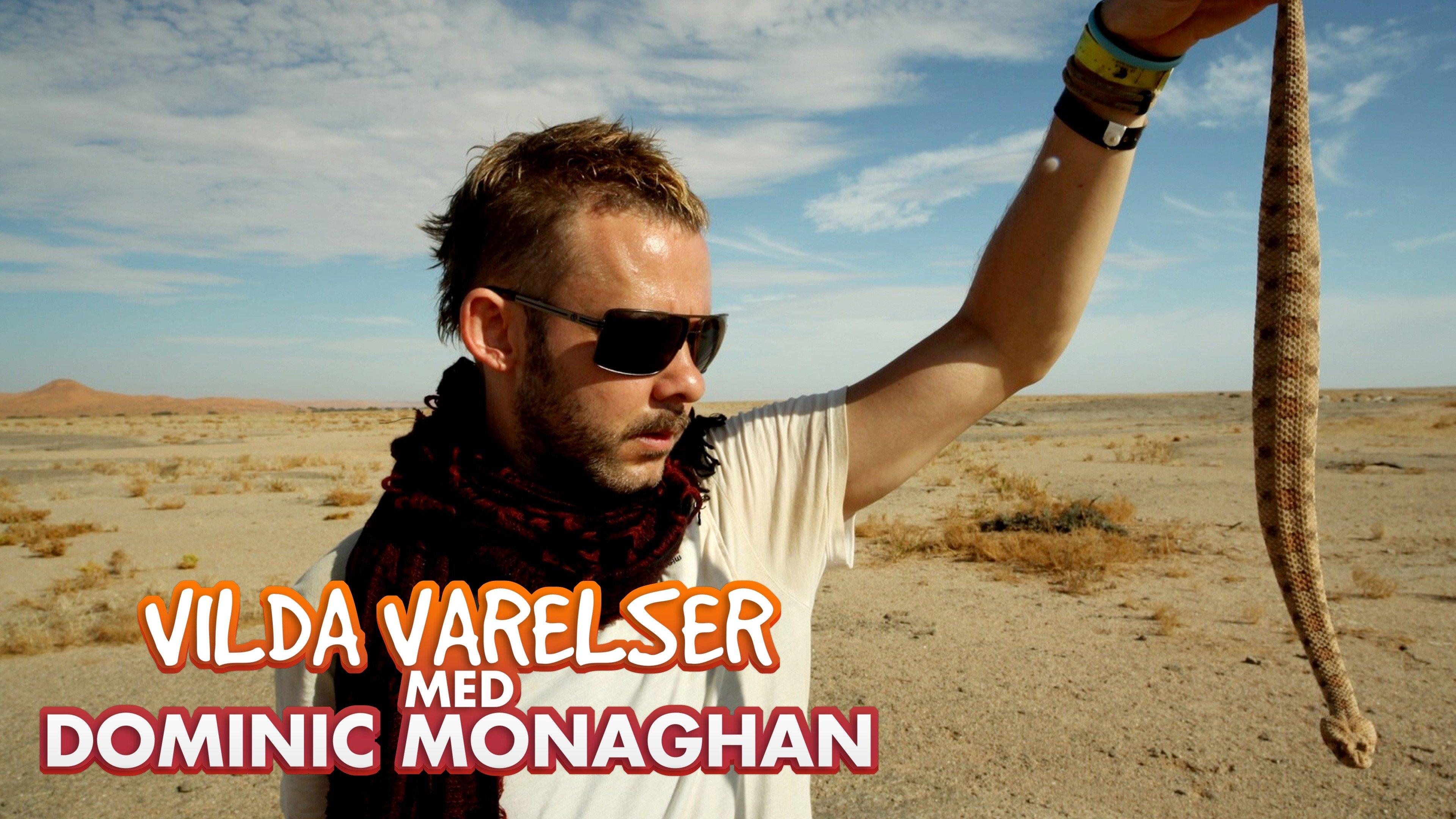 Vilda varelser med Dominic Monaghan