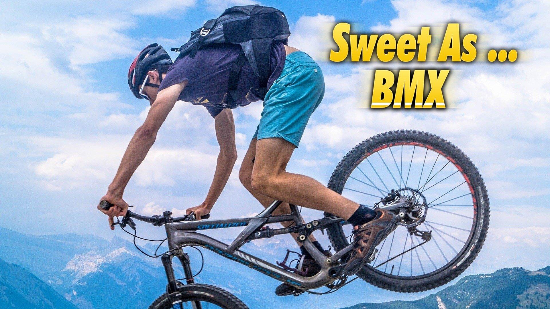 Sweet As ... BMX