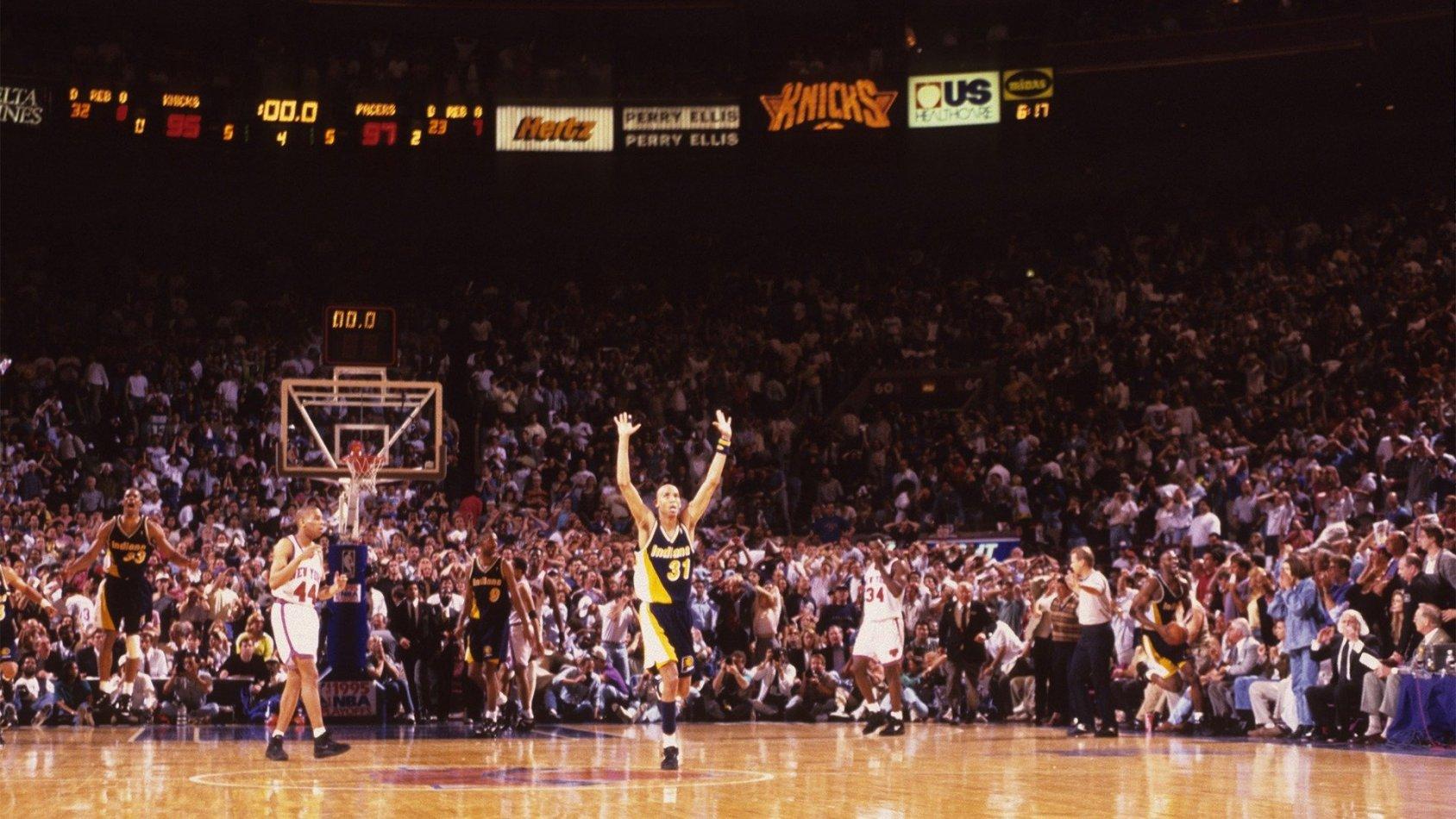 Winning Time: Reggie Miller vs New York Knicks