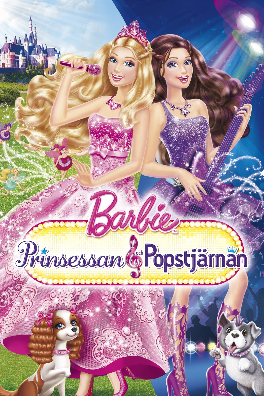 Barbie: Prinsessan och popstjärnan
