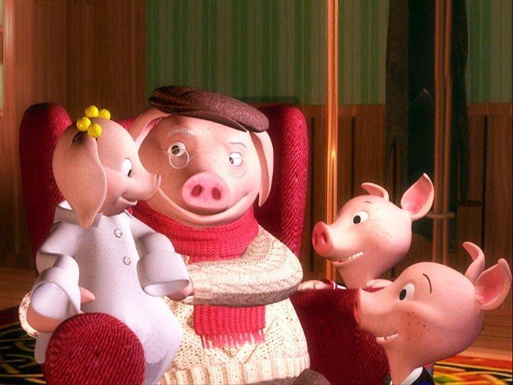 Piggley Winks äventyr