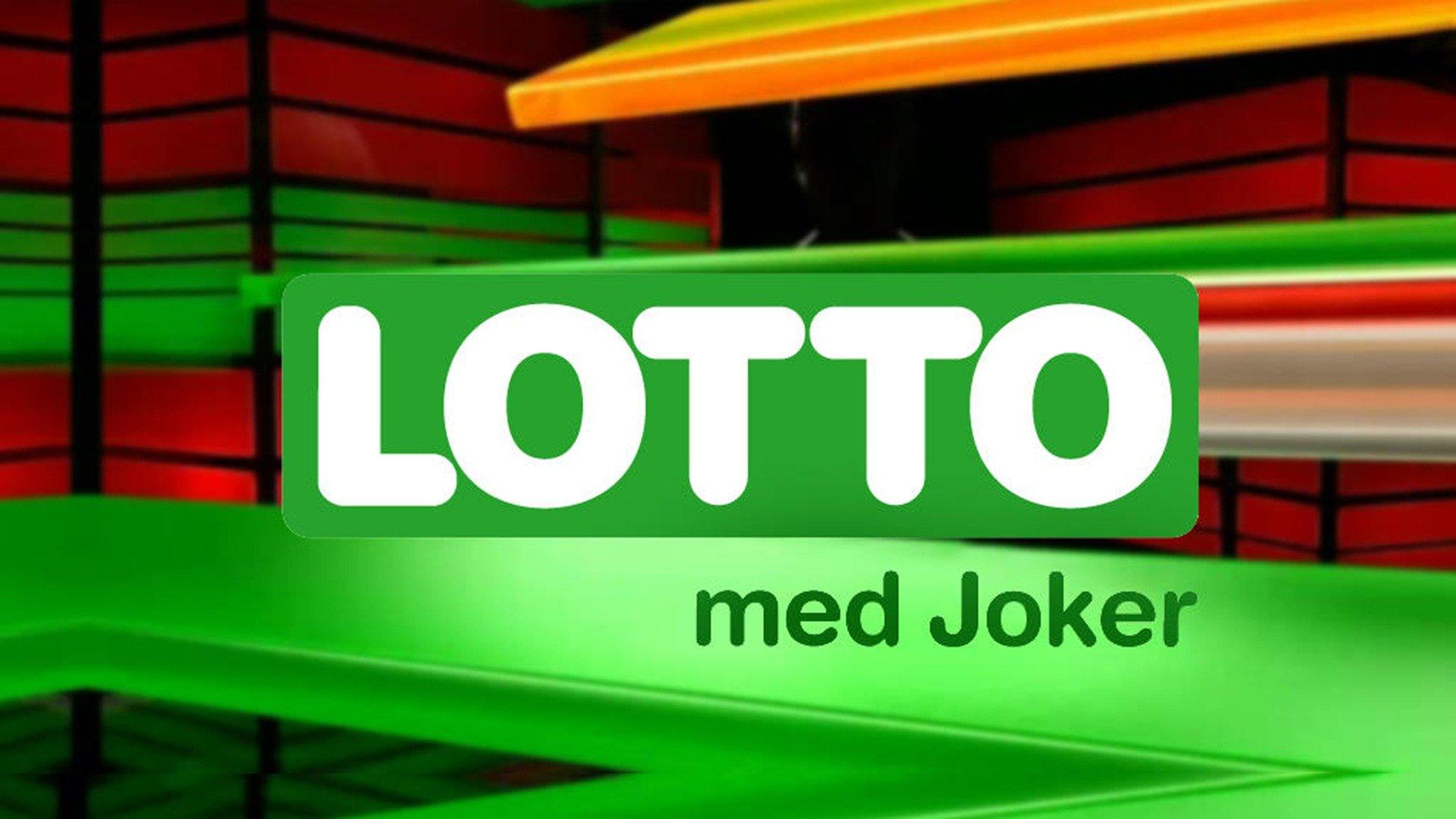 Lotto, Joker och Drömvinsten