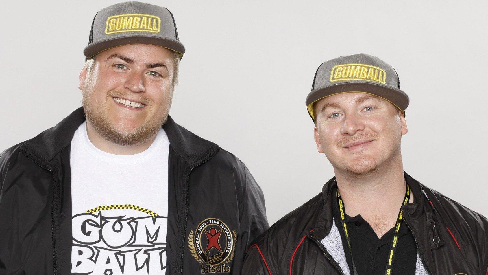 Gumball 3000 med Erik & Mackan