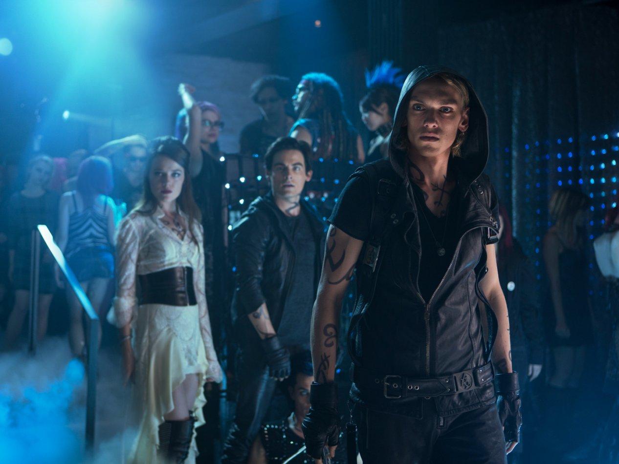 The Mortal Instruments: Stad av skuggor
