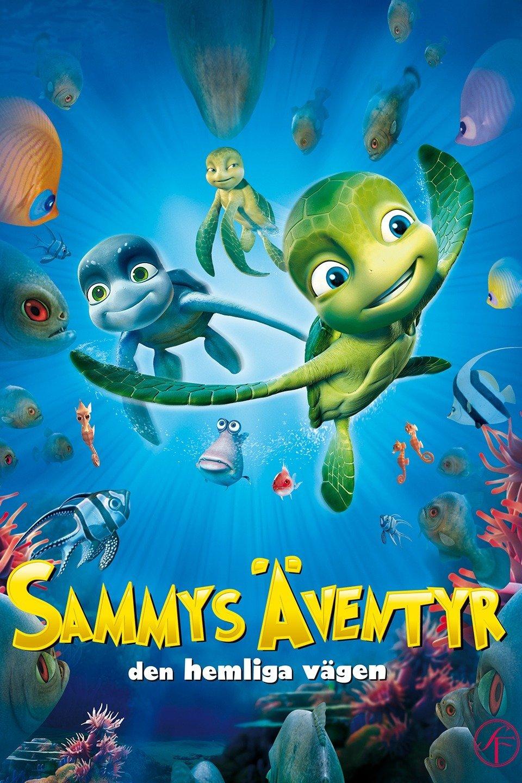 Sammys äventyr - Den hemliga vägen - sv.tal