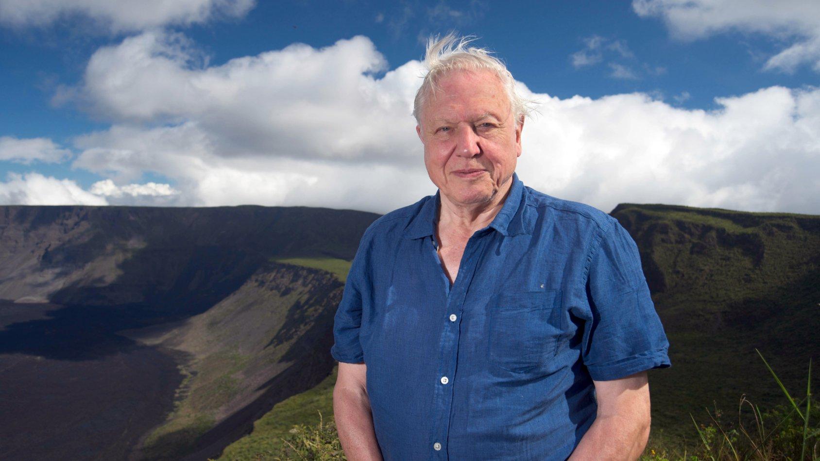 Galapagos med David Attenborough